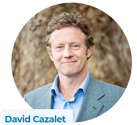 David Cazalet IRM Founder