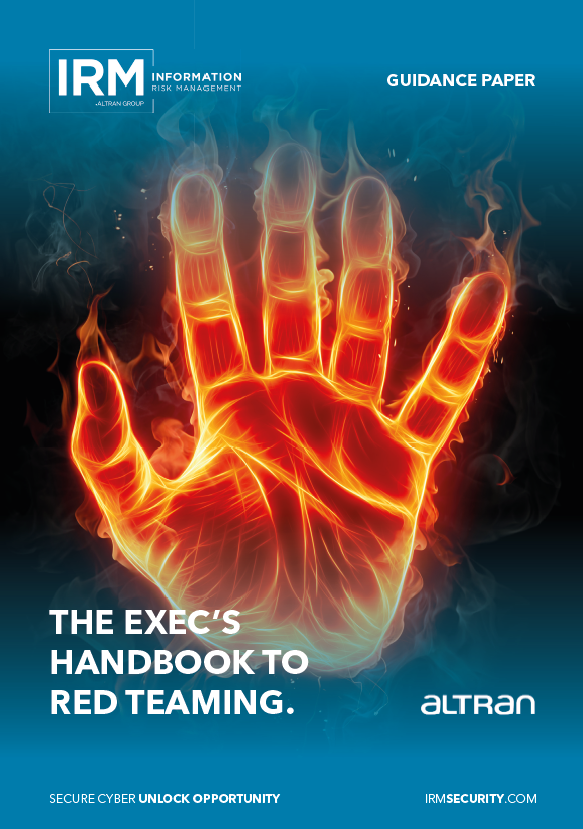 The Exec's Handbook to Red Teaming