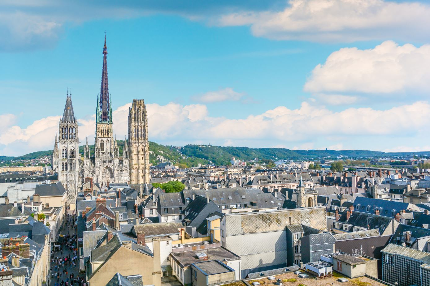Rouen City, France - Hospital Hit by Cyber-Attack