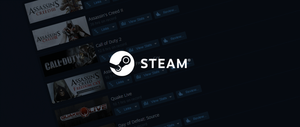 Phishing Scam Steam Gamers