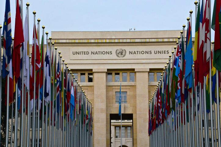 United Nations Cyber-Attack - UN building