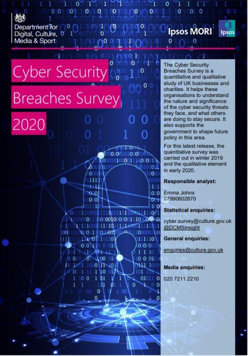 DCMS Report 2020