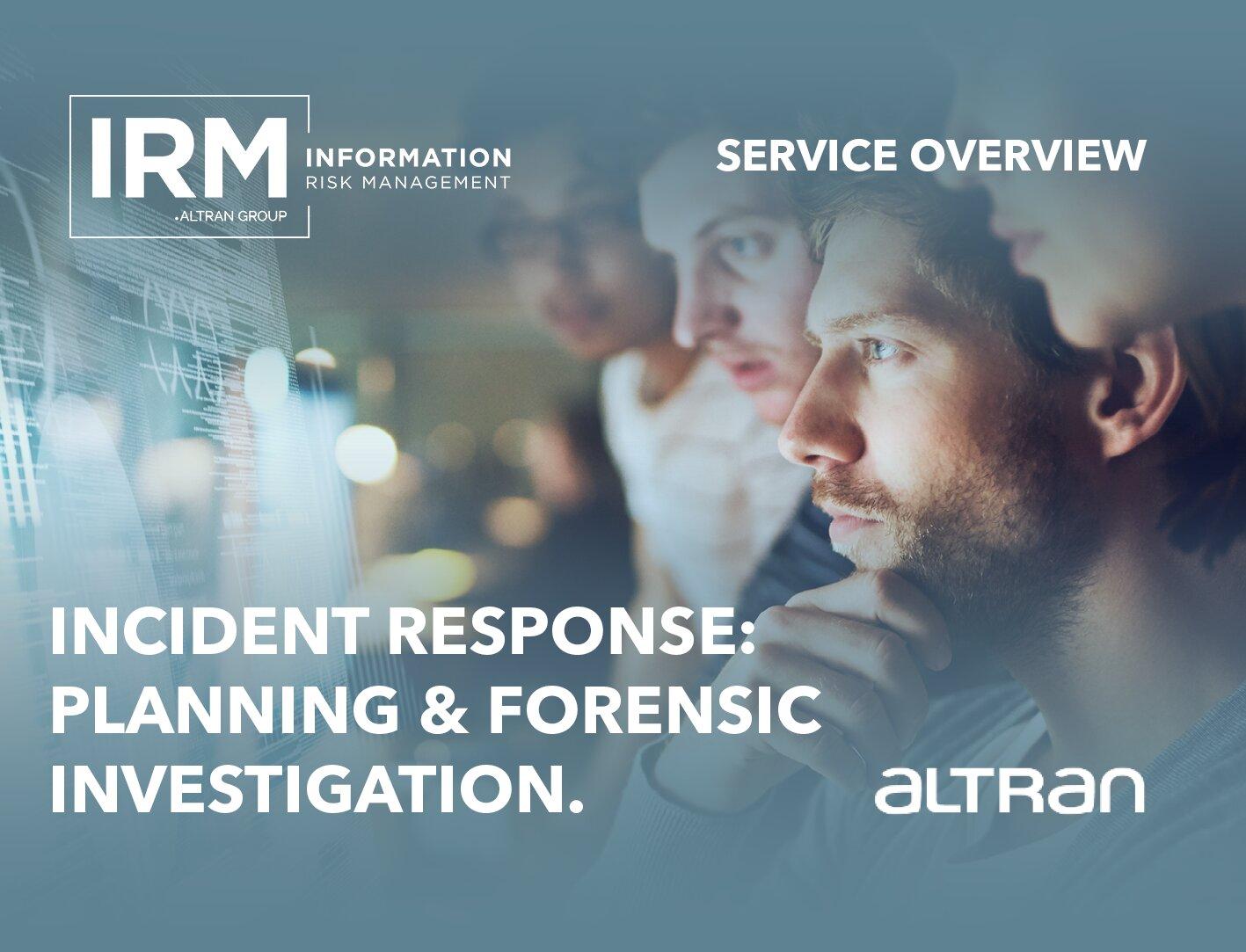 Incident_Response_Brochure_Mini_Website